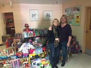 West Slope Colorado Oil and Gas Association Donates Over 300 Toys to STRiVE Children Grand Junction
