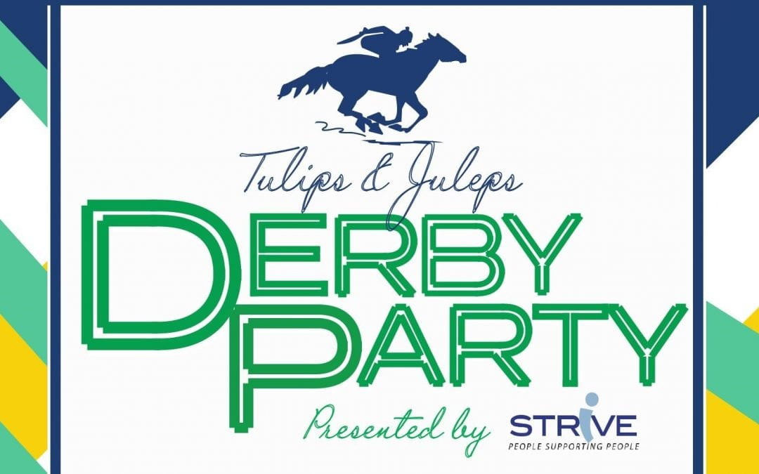 Green and White Derby Party Sponsorship Header Image