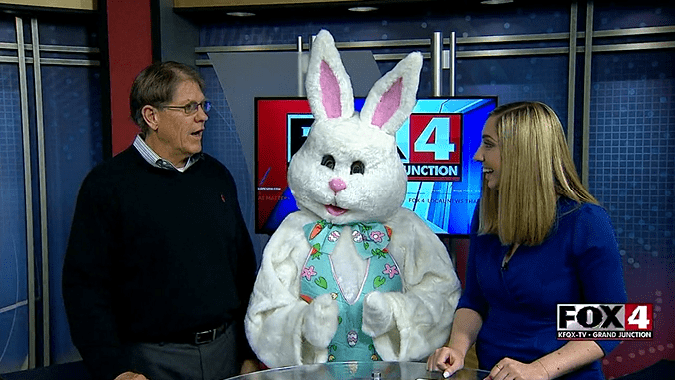 Easter STRiVE Bunny and Doug Sorter