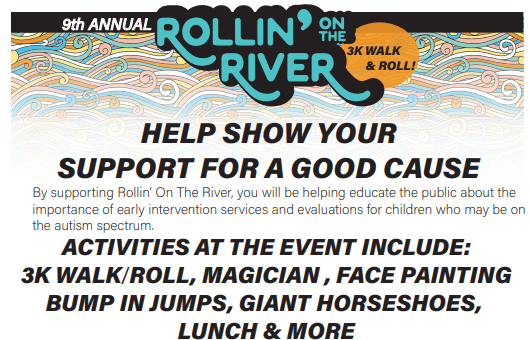 Rollin' on the River 2019 Sponsorship Opportunities