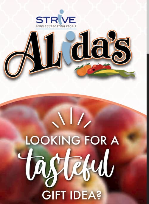 Alida's Fruit partners with STRiVE
