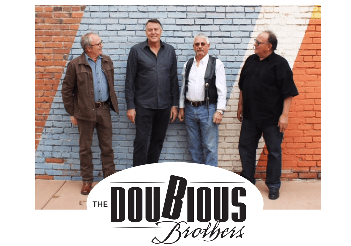 Dubious Brothers at the Gardens