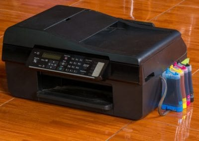 for Recycling desktop printers with ink cartridges and all in one machines.
